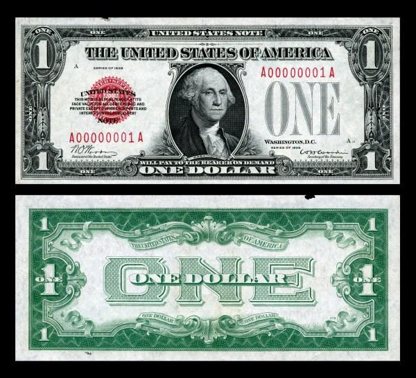 United States one-dollar bill | Wiki | Everipedia