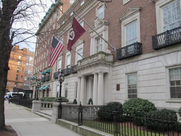 File:Main Clubhouse, Harvard Club of Boston MA.jpg ...