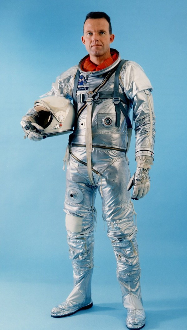 The different types of suits worn by astronauts and