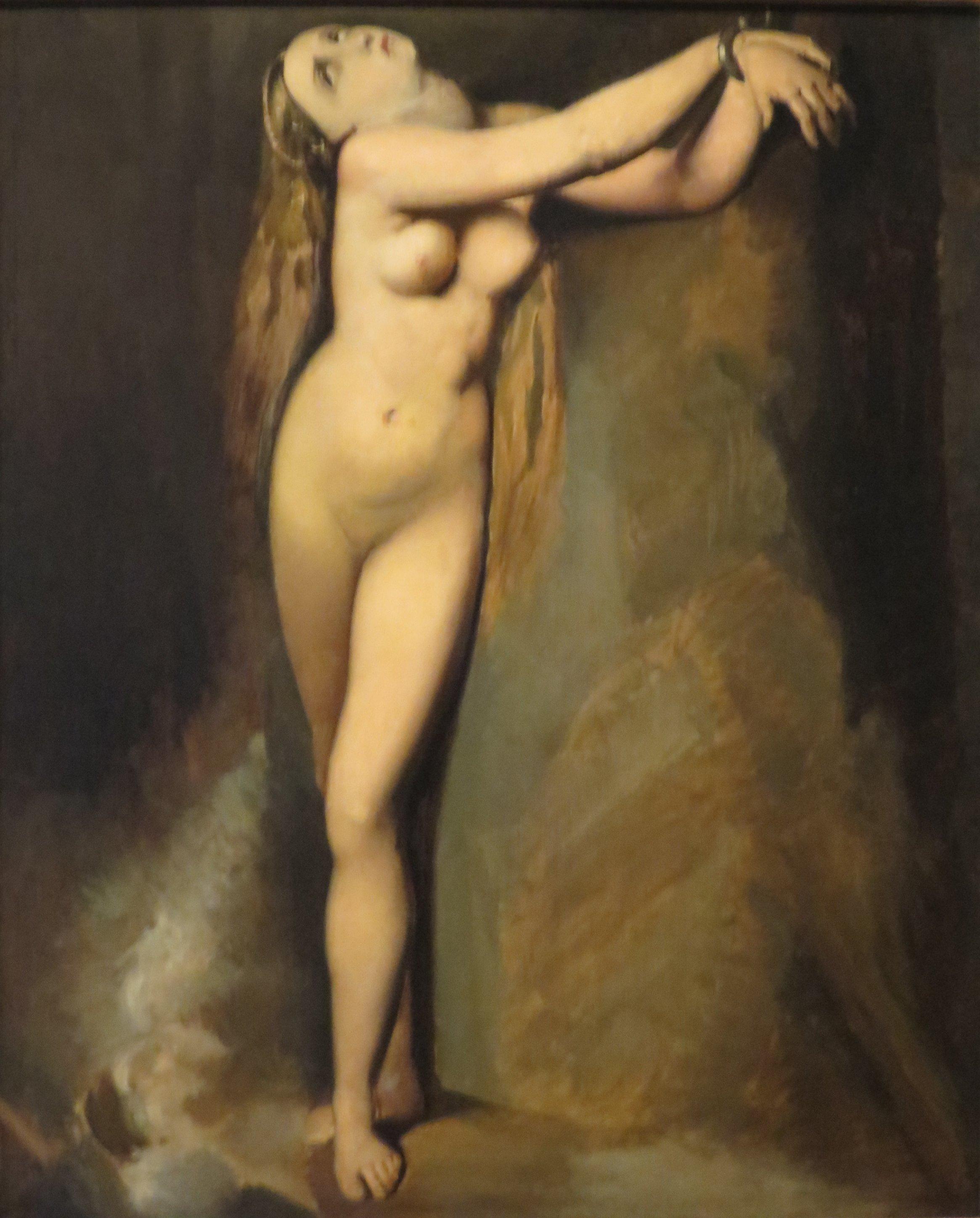 File:Seurat Angelica (après Ingres).jpg