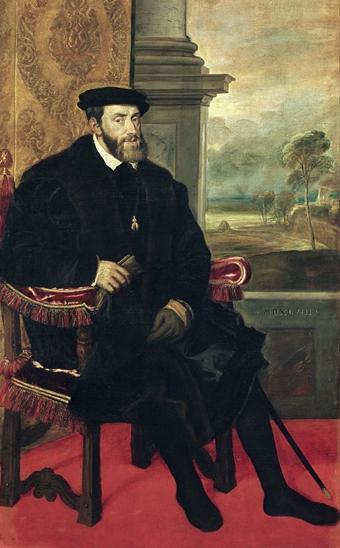 Client: Charles V, Holy Roman Emperor