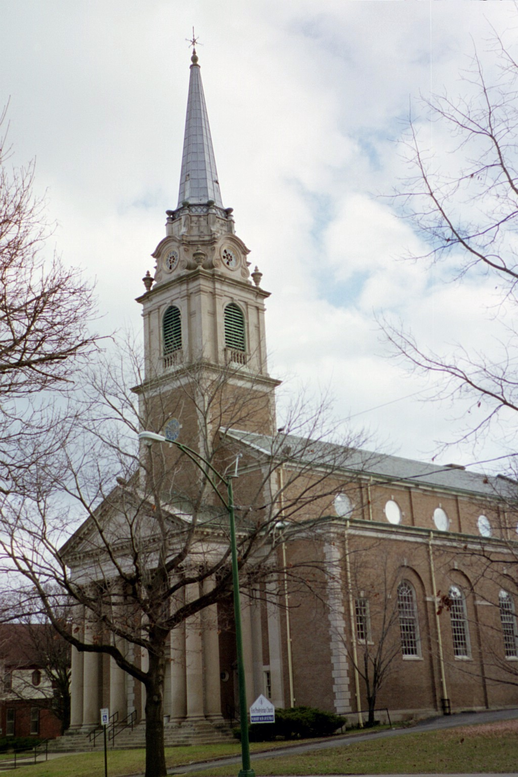 First Presbyterian Church Utica New York Wikipedia