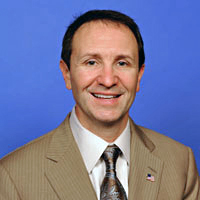 Jeff Landry, member of the United States House...