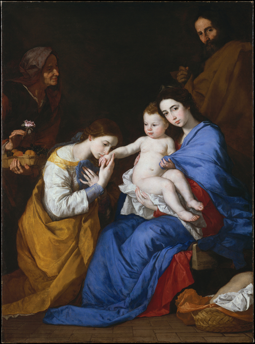 Mystical Marriage of Catherine ribera