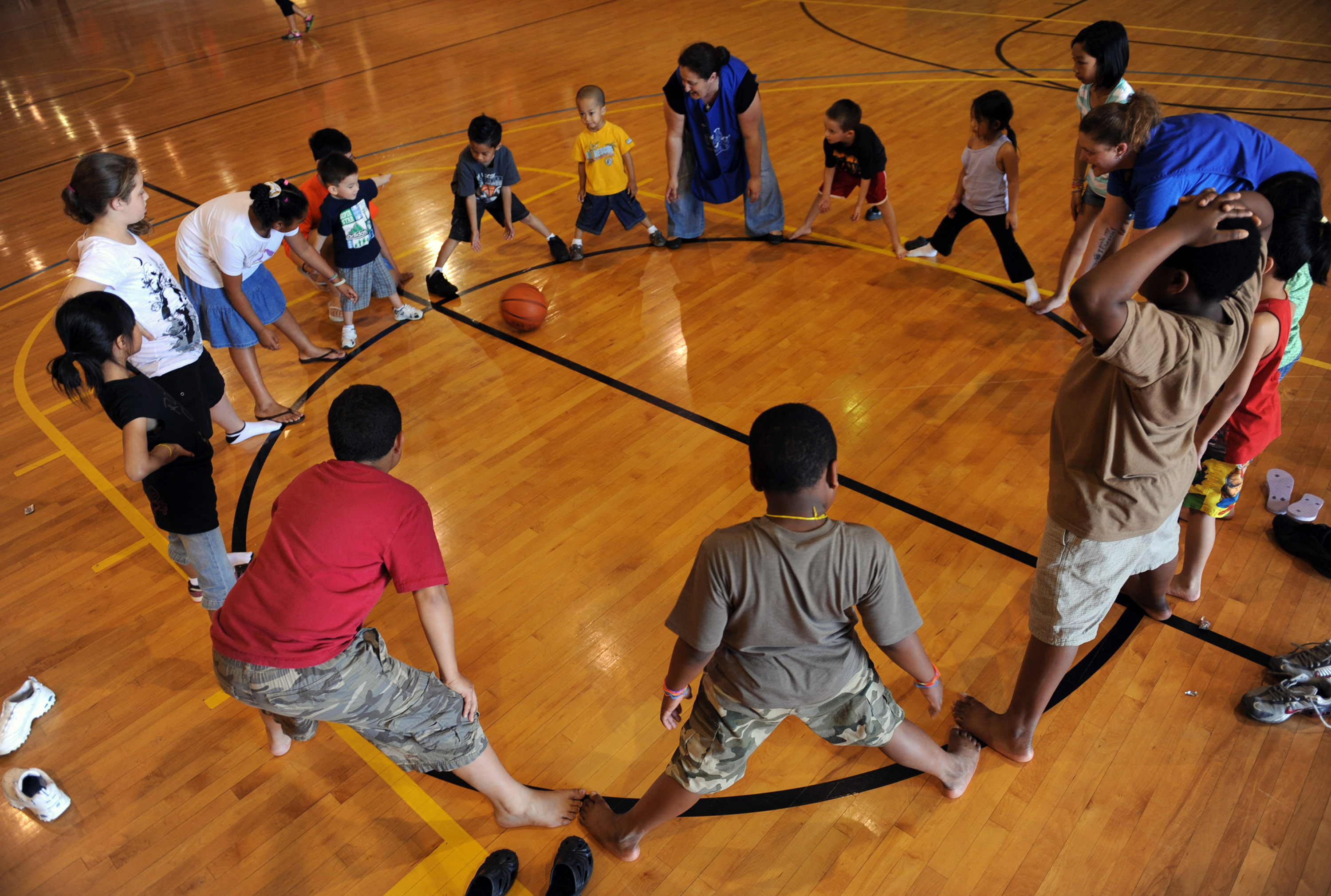 Gym Activities For Teens