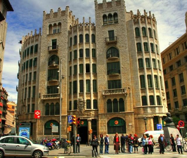 Filegothic Quarter Barcelona Spain Panoramio Ala Kot Jpg