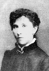 English: Hubertine Auclert (1848-1914), French...