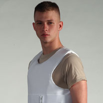 English: Stab Protective Body Armor, Concealab...