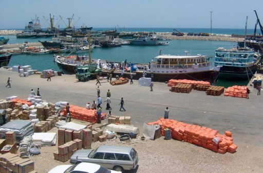 Bosaso port