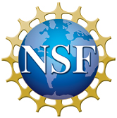 Logo of the National Science Foundation.
