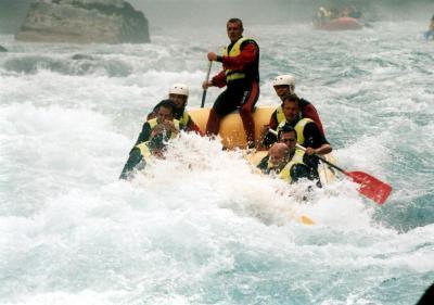 Jose Manuel Aguilera Rioboo: White River Rafting