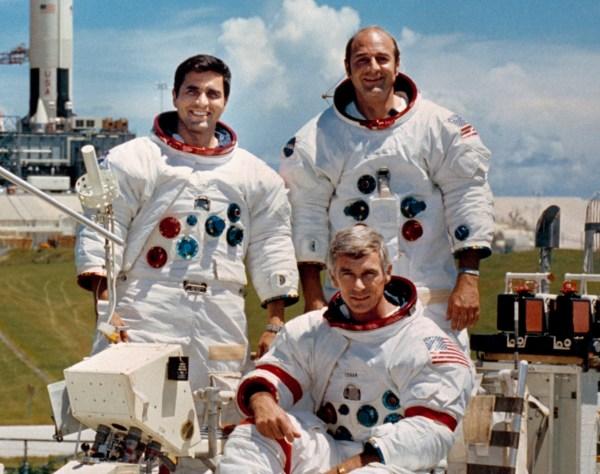December 7 1972 launch of Apollo 17