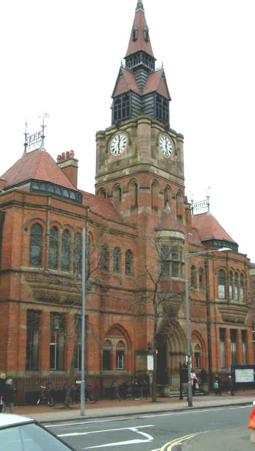 Derby Central Library - Wikipedia