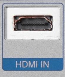 A female HDMI connector