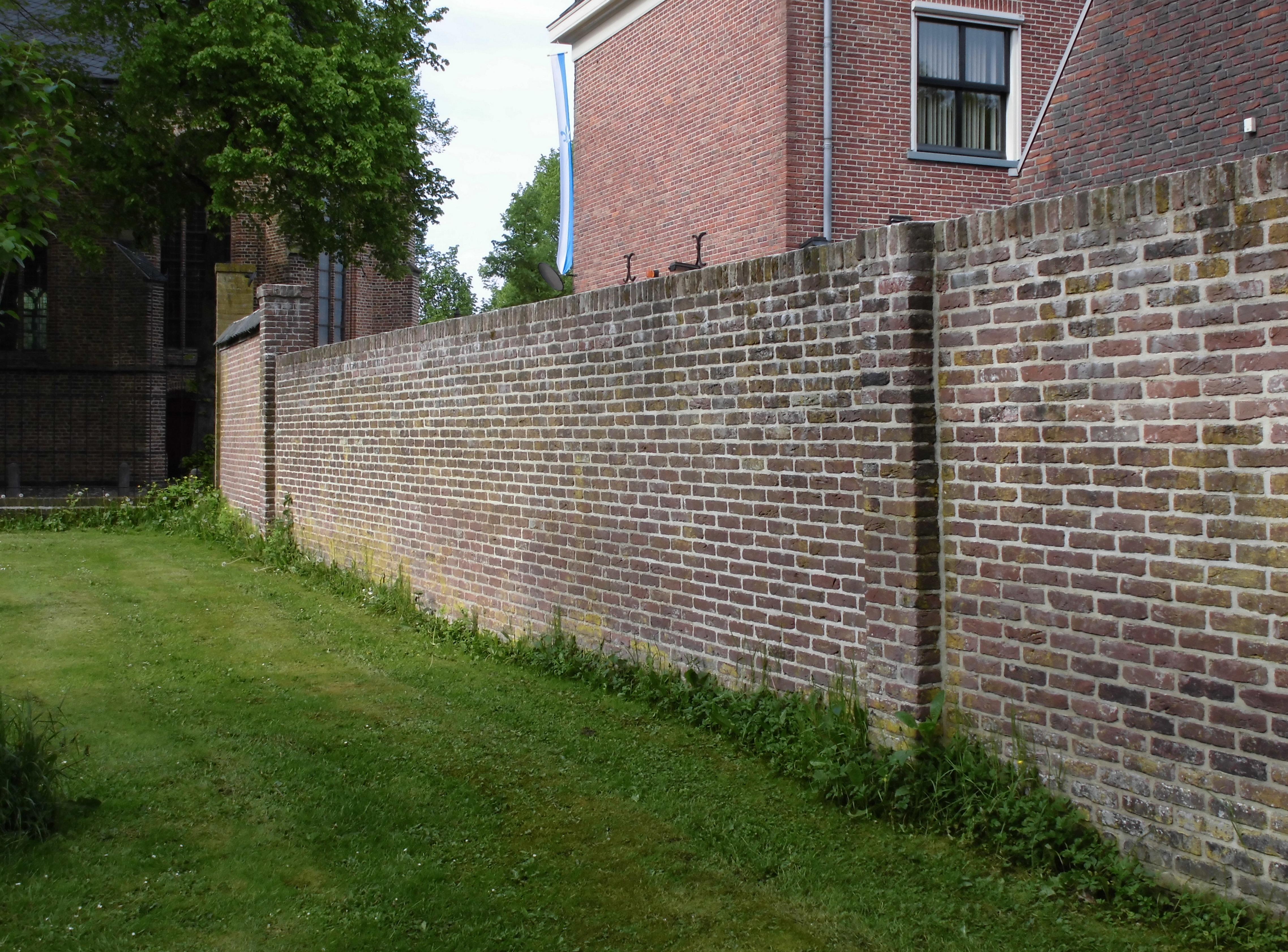Stenen Muur Voortuin : Muurtje metselen voortuin awesome natuurlijke kleine tuin