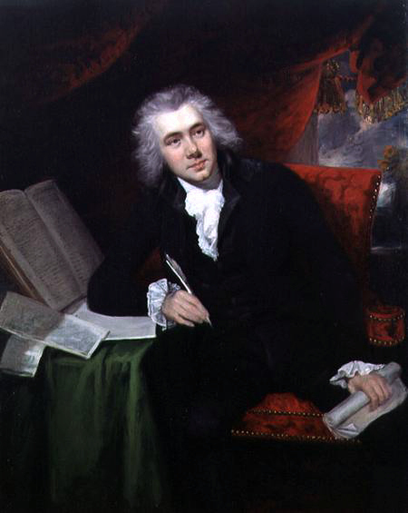 English: Portrait of a Gentleman (Mr. Wilberforce)