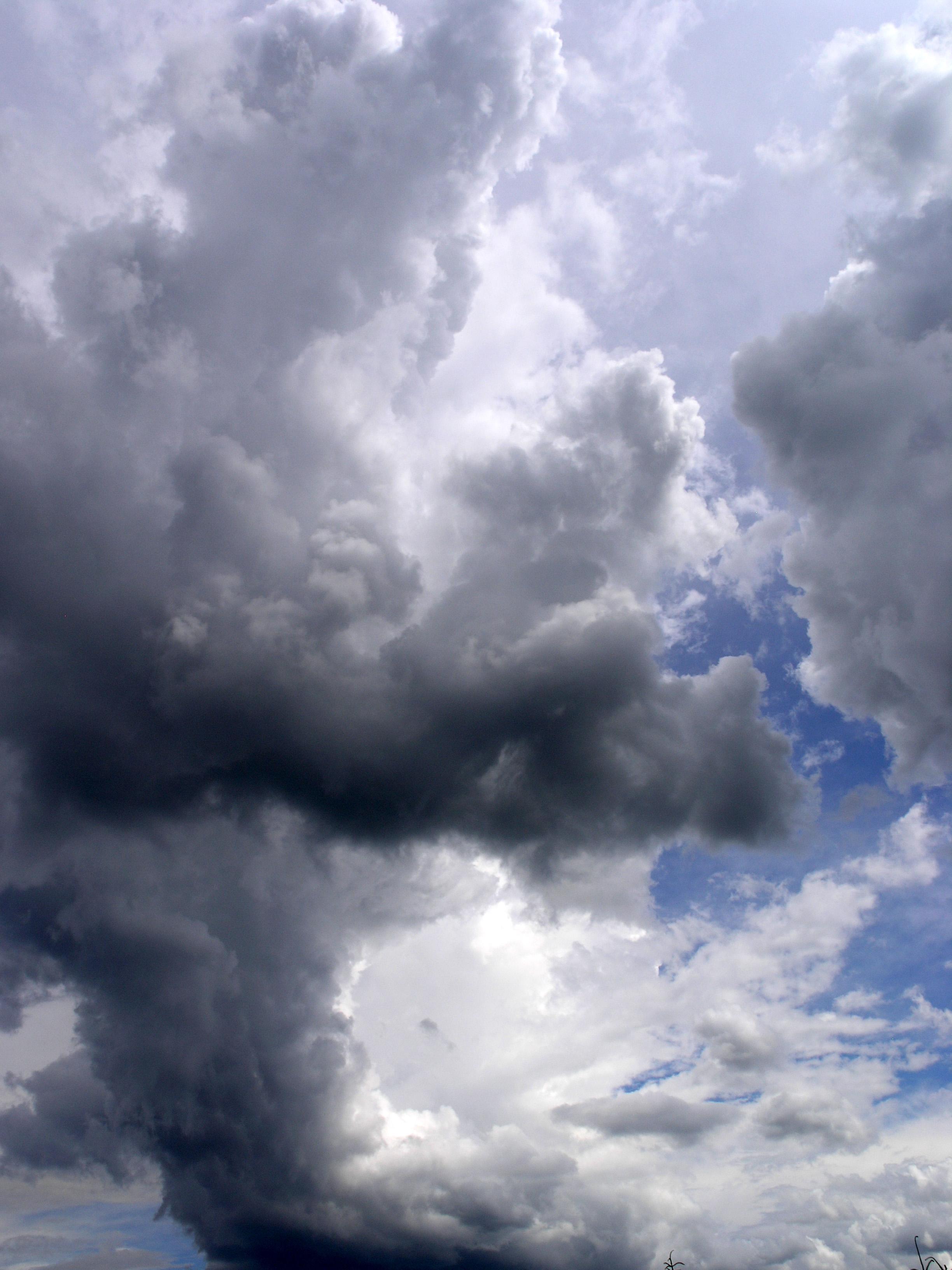 English: Clouds & Sky. Portland, Oregon.