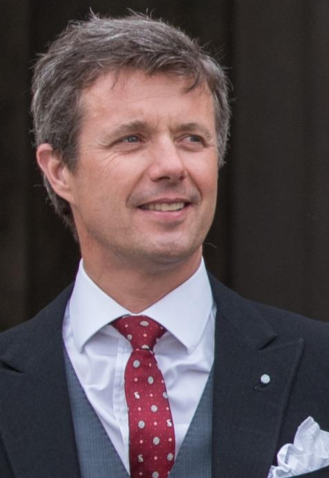 Frederik, Crown Prince of Denmark - Wikipedia