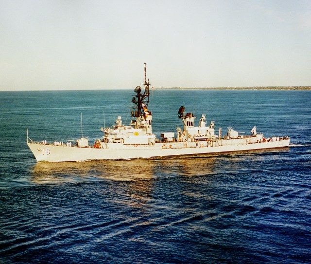 Fileuss Joseph Strauss Ddg 16 Underway In 1986 Jpeg