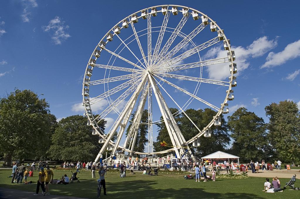 Royal Windsor Wheel Wikipedia