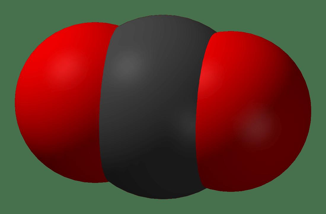 CO2 molecule - Wikipedia