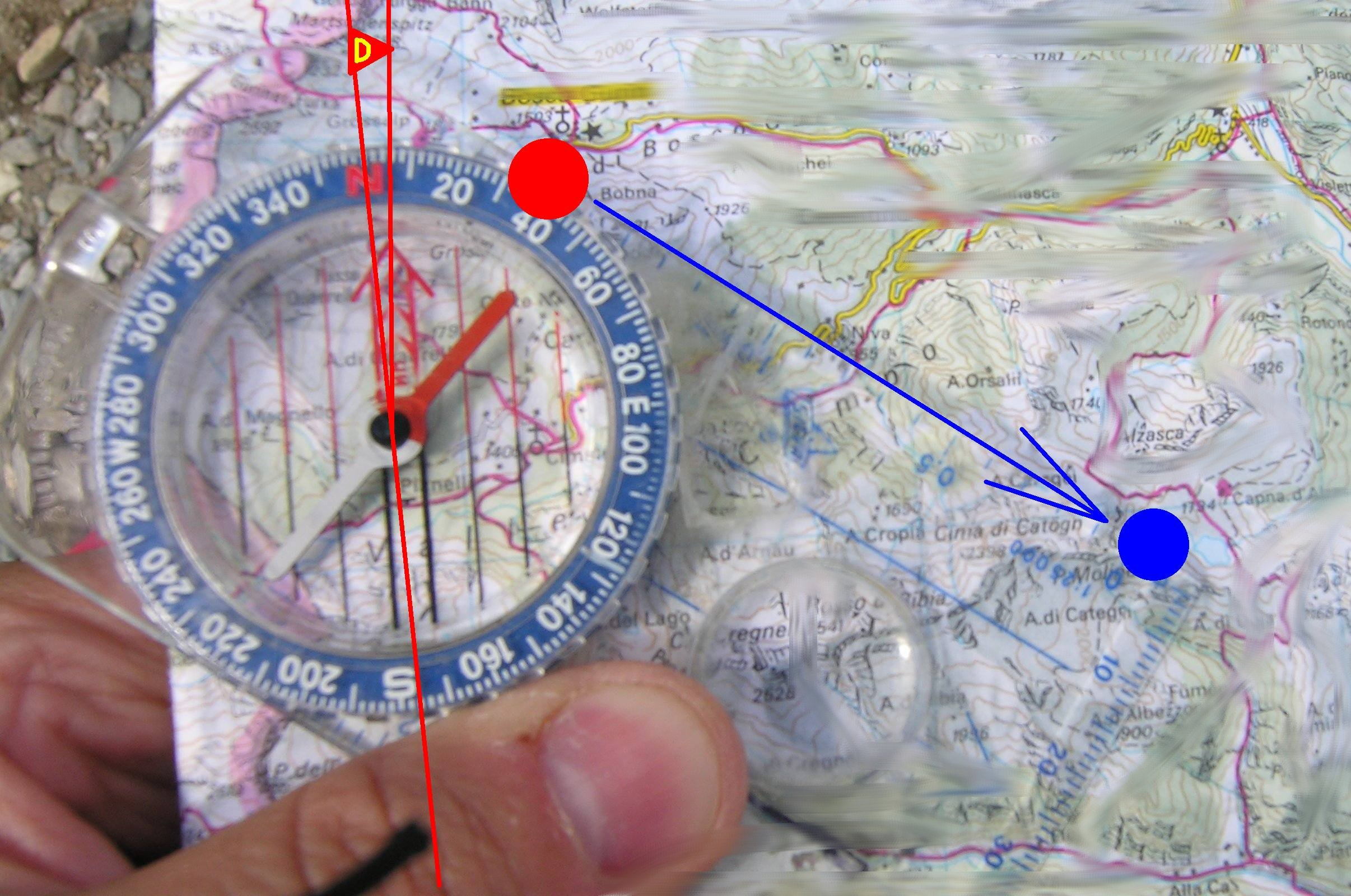 Using Maps And Navigation Techniques