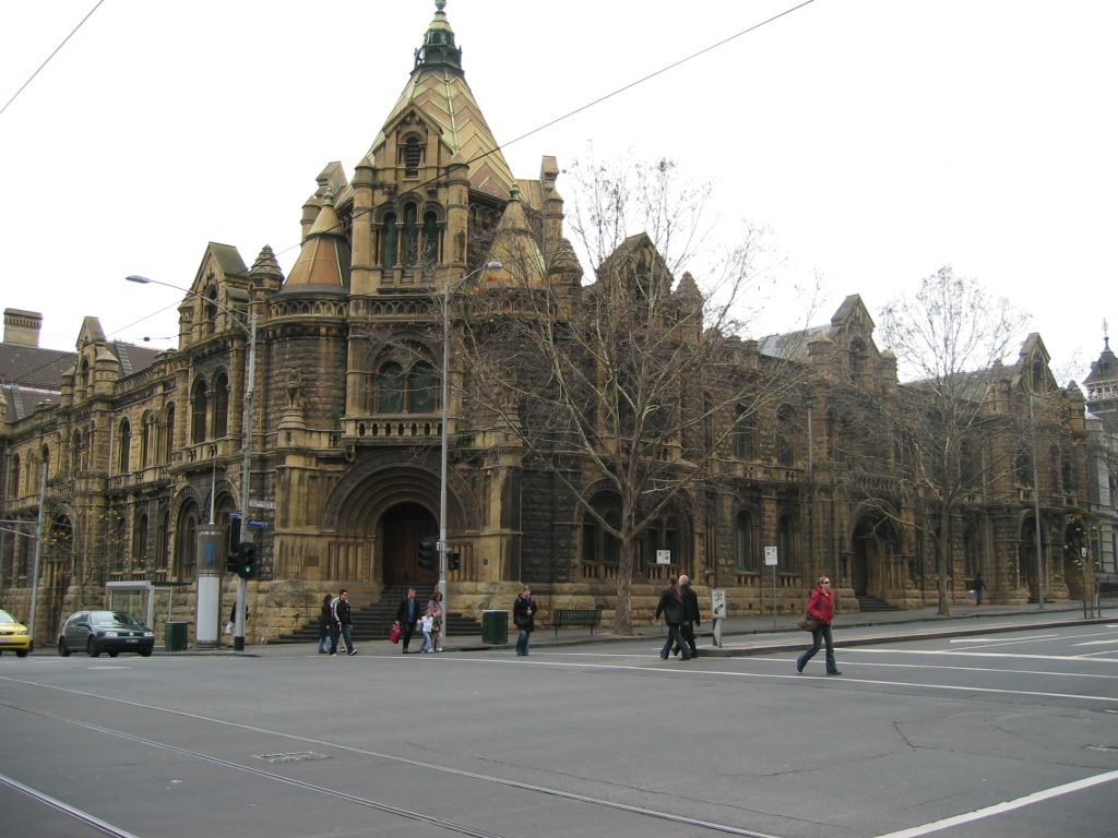 Former Melbourne Magistrates Court Wikipedia