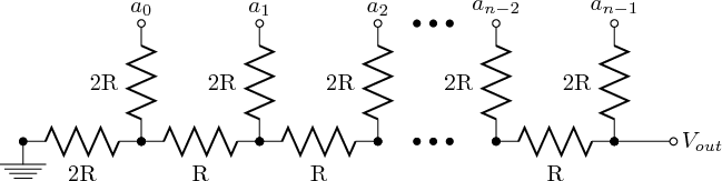 R2r-ladder