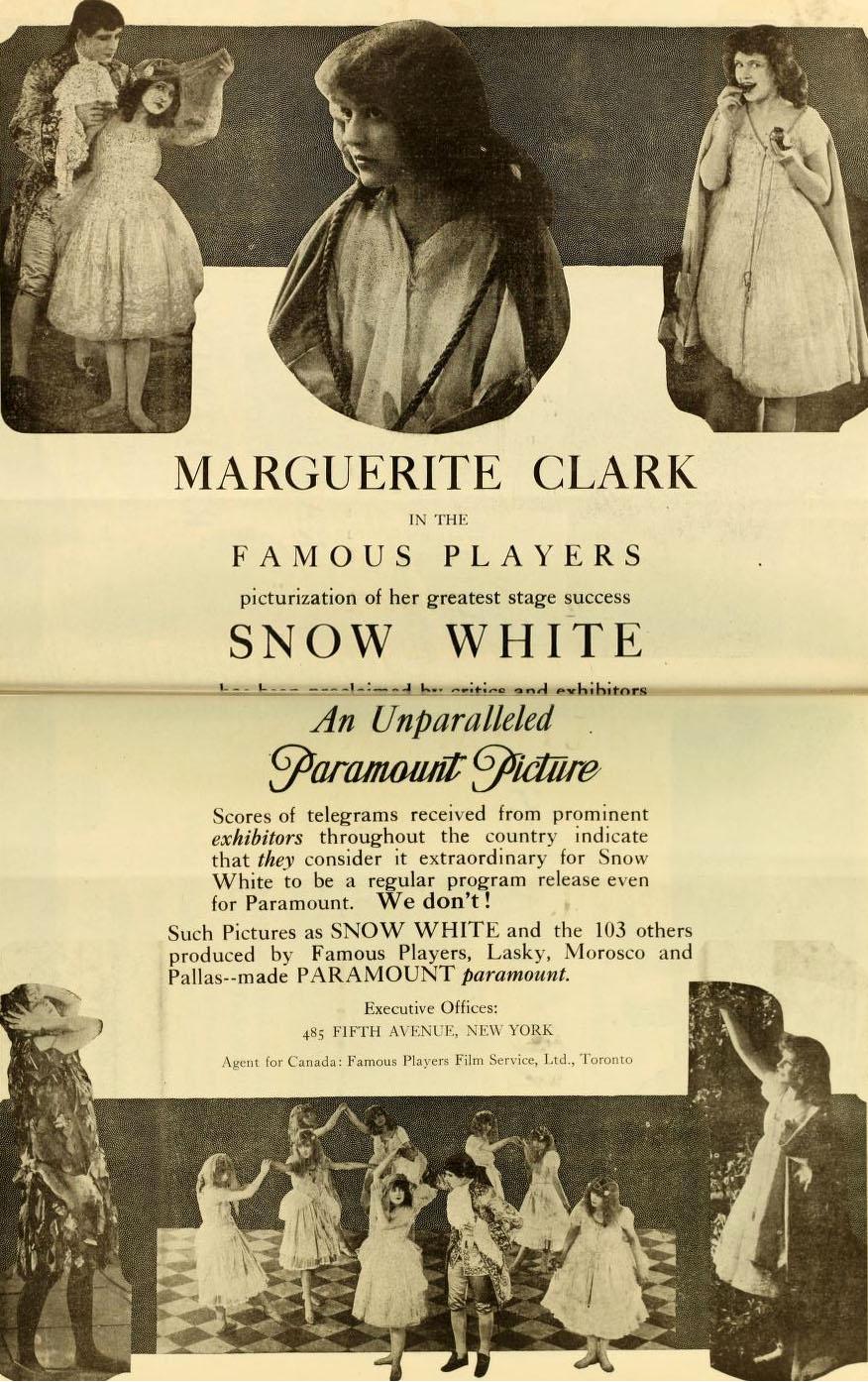 snow white 1916 film wikipedia