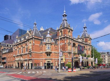 Image result for International Theater Amsterdam