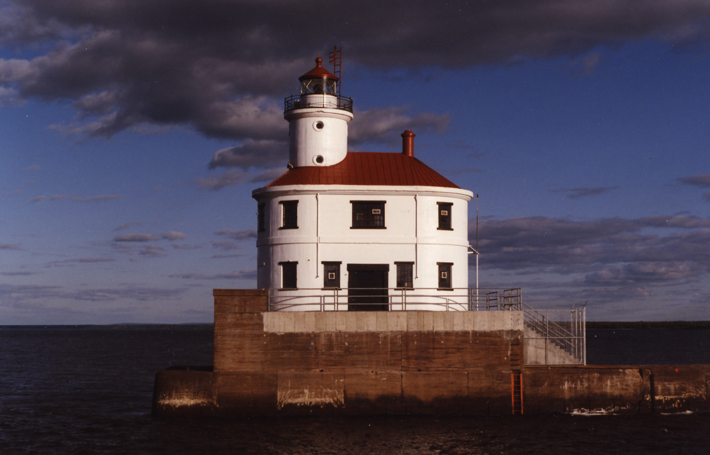 Gc G Lighthouse Geo Art 58 Unknown Cache In Wisconsin United States Created By Mtclmbr