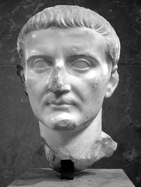 Tiberio César Augusto, sucesor de Caligula.