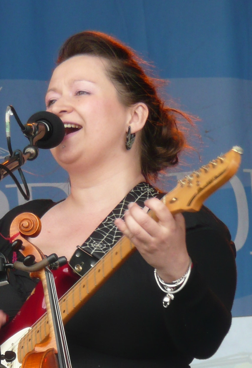 Eliza Carthy Wikipedia