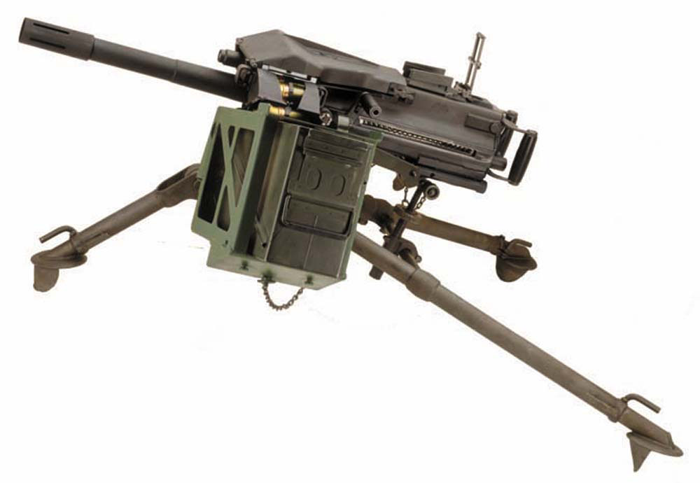 Mk 19 grenade launcher - Wikipedia