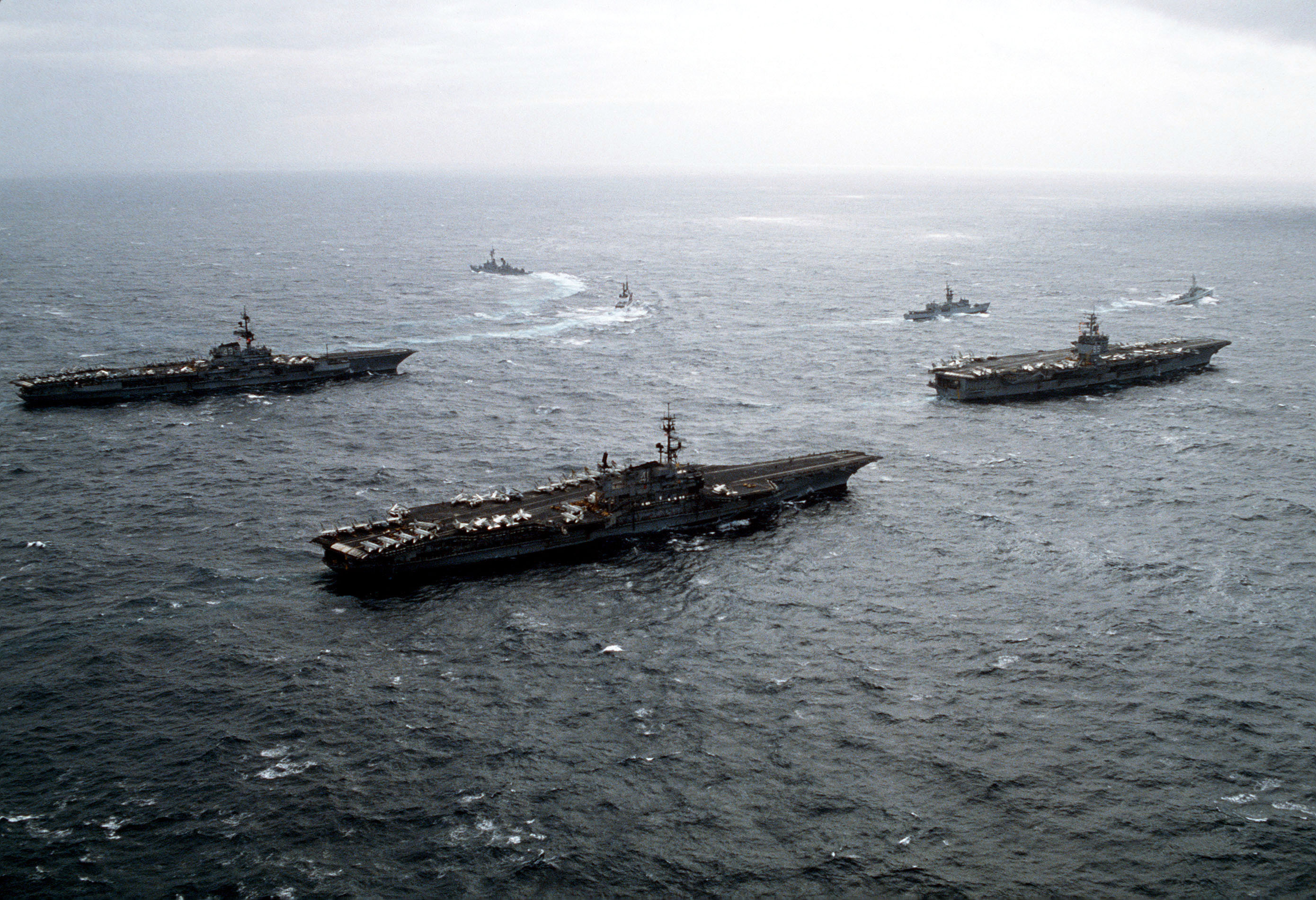 Cv Uss Sea Midway 41 Enterprise Coral Cv 65 Cv 43 Uss Uss