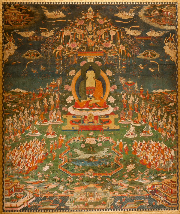 Pure Land Buddhism - Wikiversity