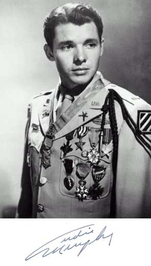Audie Murphy, highly decorated 3rd Infantry Di...