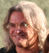Director Paul Greengrass at the Bourne Ultimat...