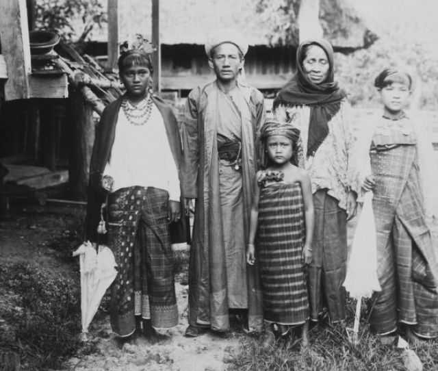 Foto Kehidupan Umat Islam Indonesia Jaman Penjajahan