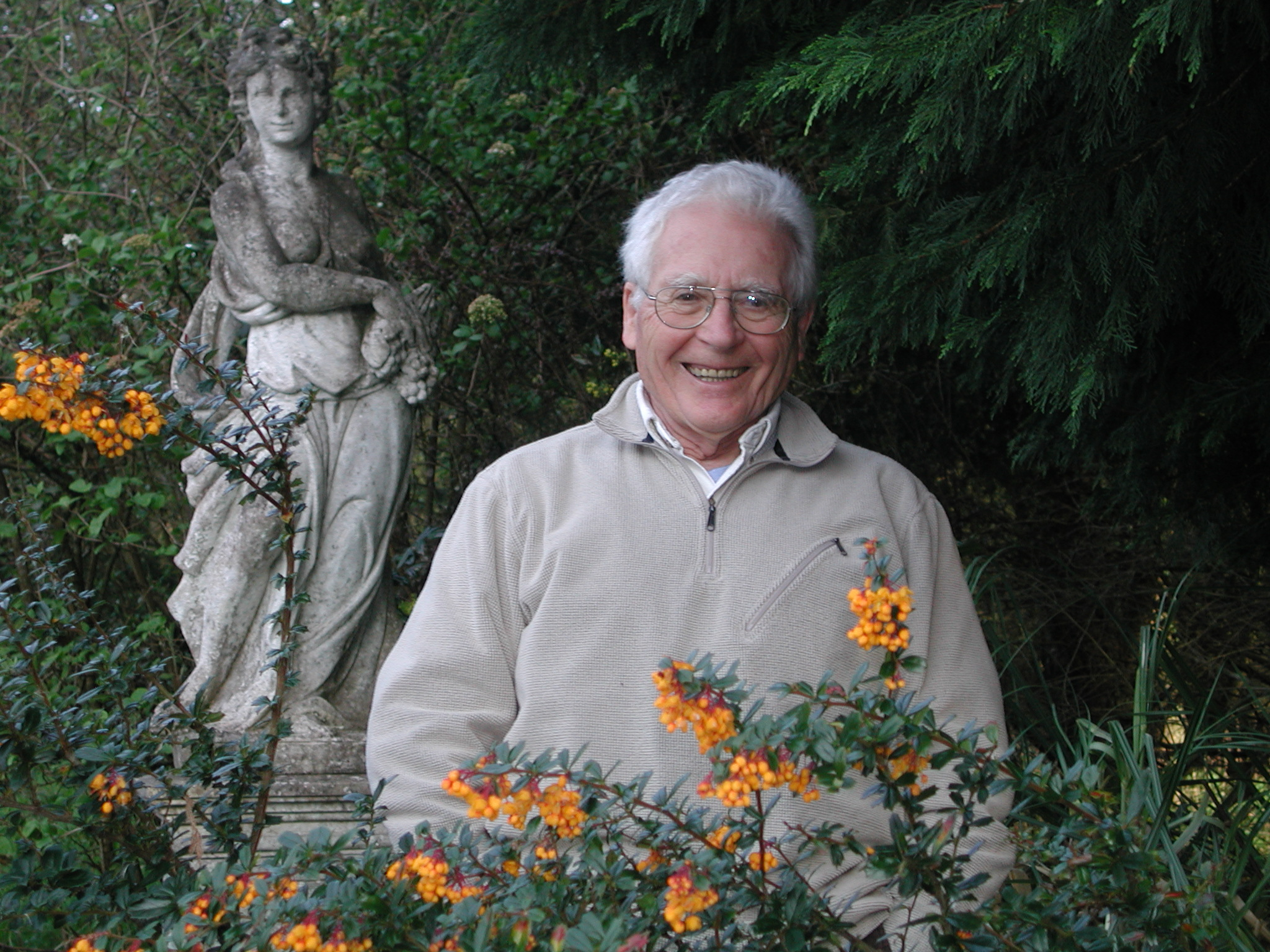 James Lovelock, criador da tese.