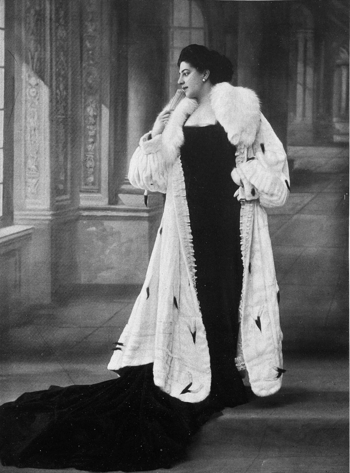 Mlle Mata Hari 1910s Fashion