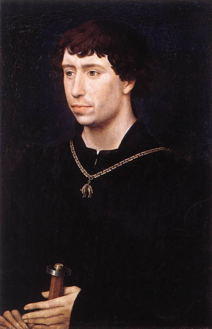 Rogier van der Weyden, Carlo di Borgogna