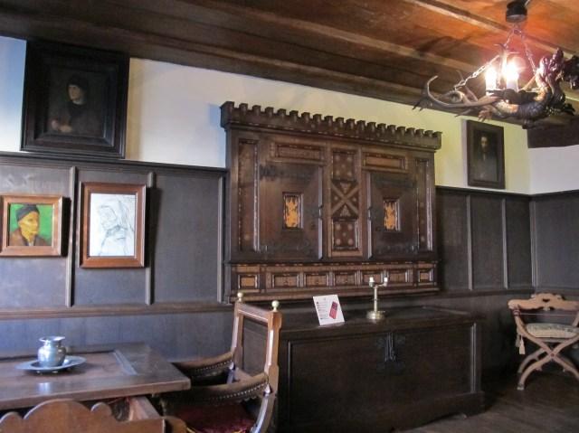 Historic room in Albrecht Dürer Haus  (by Wikimedia)