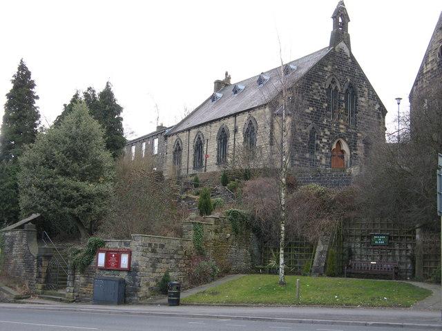 File:Baildon Moravian Church - geograph.org.uk - 1772380.jpg