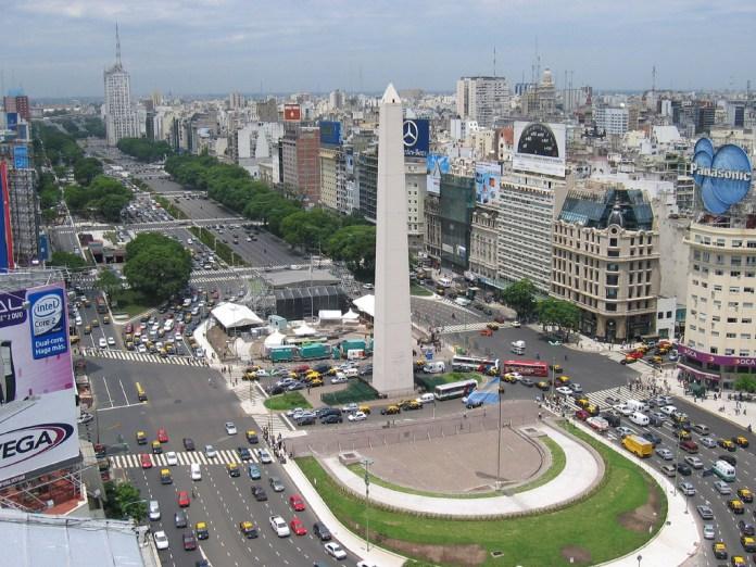 Avenida 9 de Julio - Wikipedia, la enciclopedia libre