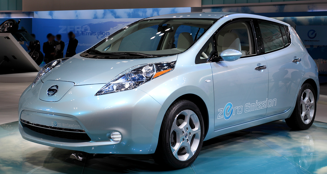 Image of Nissan Leaf