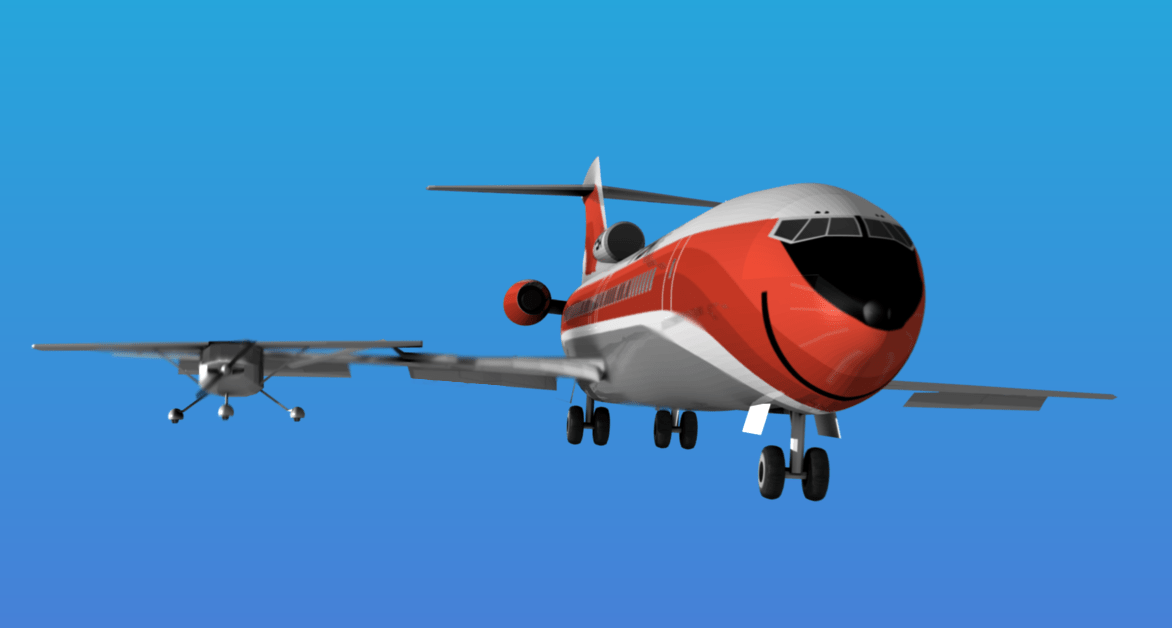 Southwest Airlines 980