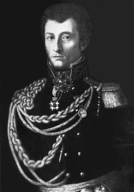The young Clausewitz