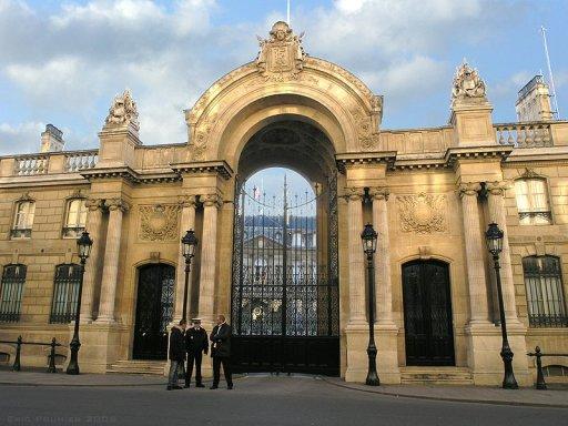 Elysée Palace, Paris 2005