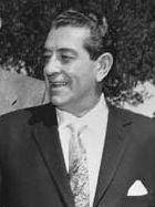 Former Mexican president Adolfo López Mateos w...